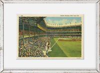 Early 1950s YANKEE STADIUM /& Bronx View 5 X 7 PHOTO 195-p