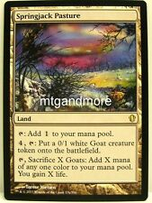 Magic Commander 2013 - 1x Springjack Pasture