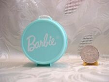 MATTEL NEW BARBIE PASTEL CE SUITCASE BAG PURSE ACCESSORY