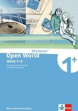Open World 1: Workbook+, Units 1-8. Including interactive exercises on CD-RO //2