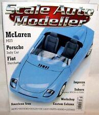 January 2001 SCALE AUTO MODELLER HOBBY MODEL MAGAZINE UNUSED