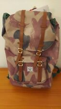 Herschel Supply Co. Little America 25L Brushstroke Camo Backpack New With Tags