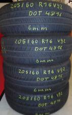 4 Stück Sommerreifen 205/60R16 V92 Michelin Energy Saver DOT4816 6mm