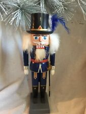 Old World Christmas Soldier Christmas Holiday Wood Nutcracker