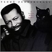 TEDDY PENDERGRASS  A Little More Magic  Elektra/Warner CD VGC