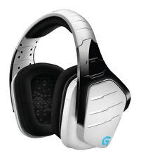 Logitech G933 Artemis Spectrum White Headband Gaming Headsets