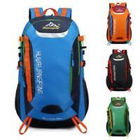 Waterproof Backpack Outdoor Travel Hiking Camping Rucksack Shoulder Bag Daypack