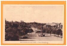 MONTOIRE-sur-le-LOIR (41) VILLAS & KIOSQUE à MUSIQUE vers 1930