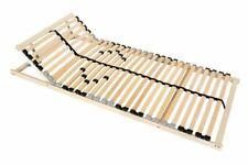 7-Zonen Lattenrost 80 90 100x200 Kopfteil Härtegrad verstellbar 28 Leisten