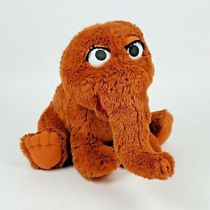 Mr. Snuffleupagus Sesame Street Hasbro Plush Stuffed Animal Toy 2014