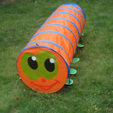 Baby Kids Pop Up Crawl Playhut Tunnel Indoor Outdoor Garden Play Tent Toys USA