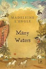 Many Waters (A Wrinkle in Time Quintet) L'Engle, Madeleine Mass Market Paperbac