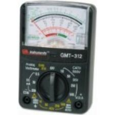 Gb Multitester Analog 1 M Ohms, 300 V 5 Function 12 Range