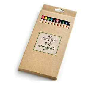 PALOMINO ForestChoice Color Pencil 12EA DOZEN SET