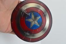 New 1/6 Captain America Steve Rogers Metal Shield Civil War Avengers Toys Hot B