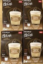 Keurig McCafe Latte K-Cups