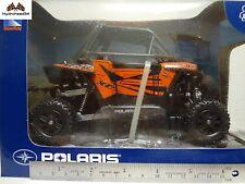 NewRay Polaris Rzr Xp1000 Orange Black 1:18 Scale