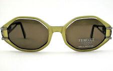 Occhiale da sole Fiorucci donna mod. Trecuori 2035 cololore giallo/antrac./nero