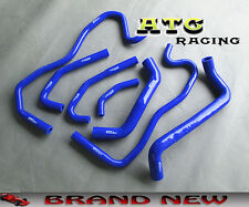 BLUE/RED Silicone Radiator Hose for Holden Commodore VE 6.0L LS2 SS HSV 2006 on