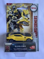 Transformers The Last Knight BUMBLEBEE Diecast Model Car Dickie Toys Hasbro