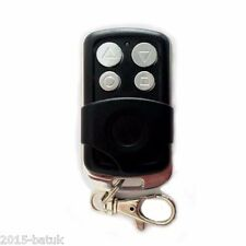 Key ring remote control for electric License plate frame flipper Euro type!