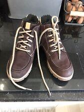 Boys clarkes  Boots Size 2.5G