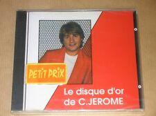 CD RARE / C. JEROME / LE DISQUE D'OR DE C. JEROME / NEUF SOUS CELLO