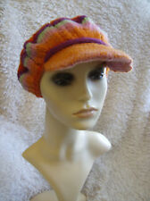 Coney Island 'Newsboy' Hat - Simple Knitting Pattern