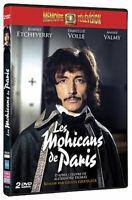 Les mohicans de Paris COFFRET DVD NEUF SOUS BLISTER