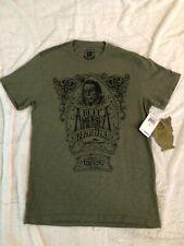 Lucky Brand T-shirt NWT Keep America Beautiful, Native, Go Green Mens Sz S