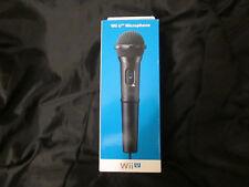 WII U MICROPHONE - Nuovo ! Microfono per Wii U !