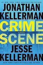 Crime Scene by Jonathan Kellerman (2017, CD, Unabridged)