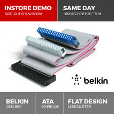 Belkin Hi-Speed IDE ATA-100 Dual Drive Ribbon Cable 42cm