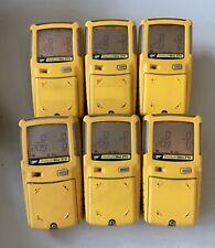 BW Technologies GasAlert MAX-XT II Multi Gas Monitor Detector W/ New Oxygen