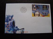 ALAND (finlande) - enveloppe 1er jour 27/3/1998 (cy97)