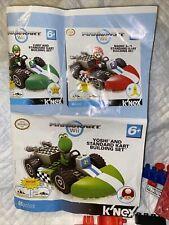 Mario Kart Wii Mario And Standard Kart Building Set K'Nex