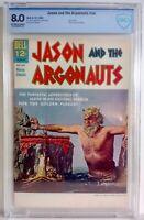 Movie Classic Jason and the Argonauts #12-376-310 CBCS 8.0 1963 Dell Photo Cover