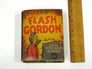 1936 Flash Gordon, Witch Queen of Mongo by Alex Raymond #1190 Big Little Books