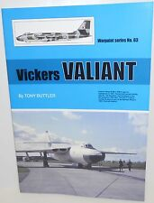 Warpaint Series No.63 - Vickers Valiant                 28 Pages      Book