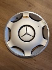 """Mercedes W124 Original Radkappe Chrom 15"""" MOPF2  1244011424 W126 W201 W210 #71"""