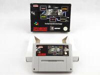 Arcade's Greatest Hits SNES Super Nintendo Boxed PAL
