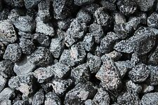 Snowflake Obsidian Rough, Gem Quality from Utah, 20 Pounds