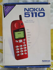 Nokia 5110 Replacement Box with Owner's Guide and Pamphlet