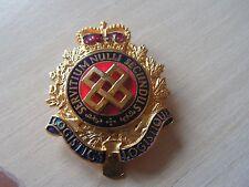insigne militaire canadien servitium nulli secundus