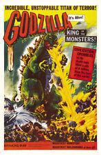 "Godzilla - Classic Movie Poster / Print (Size: 27"" X 40"")"