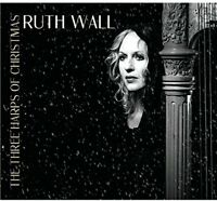Ruth Wall - The Three Harps of Christmas [CD]
