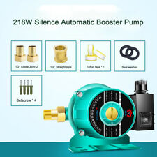 220V Automatic Silence Domestic Booster Pump 218W Hot Water Circulation Pump