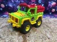 Imaginext Jurassic World Dr. Grant's 4x4 Jeep Jurassic Park Toys Vehicle
