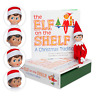 Elf on the Shelf: Christmas Tradition Scout Elf in Red With Story Book