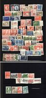 DENMARK OG NH U/M SOUND STOCK PAGE COLLECTION LOT UNPICKED $$$$$$$